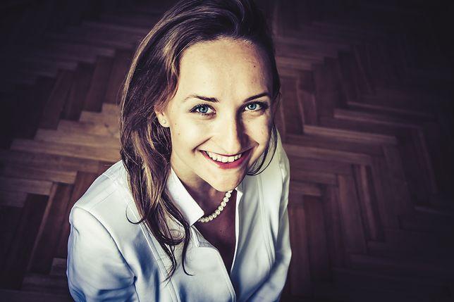 Karina Bosak - żona kandydata na prezydenta RP