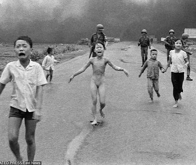 """""""Napalm Girl"""" 47 lat później. Jej zdjęcie wstrząsnęło światem"""