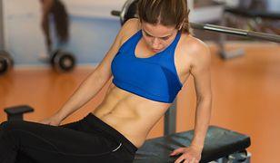 Ćwiczenia na płaski brzuch i boczki