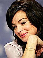 Kontuzjowana Lindsay Lohan
