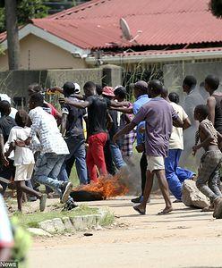Zimbabwe - ofiary śmiertelne starcia policji i protestujących przeciwko podwyżkom cen paliw
