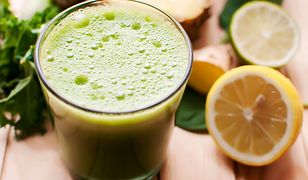 Zielony koktajl, który spali tłuszcz z brzucha