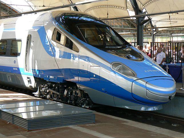 Polskie pociągi pojadą szybciej