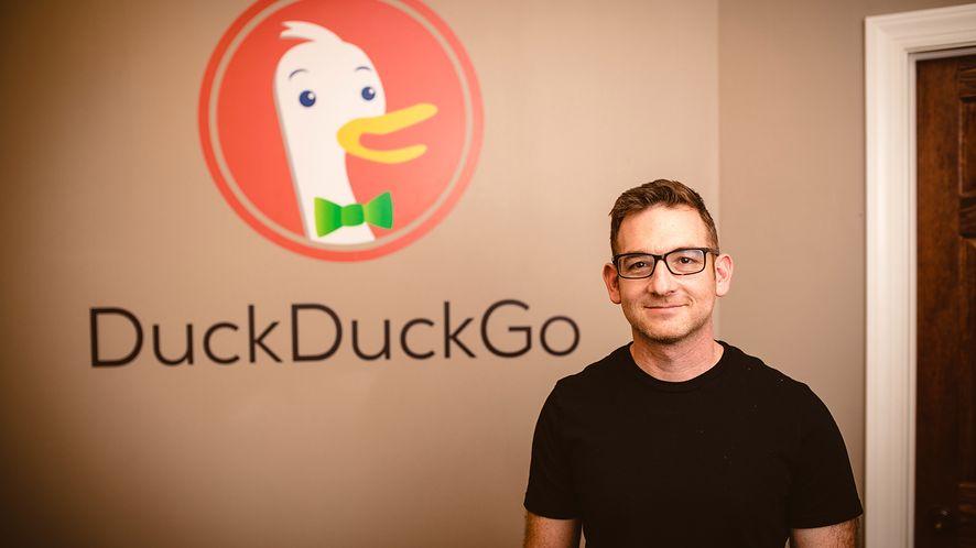 DuckDuckGo rośnie w silę, fot. materiały prasowe DuckDuckGo