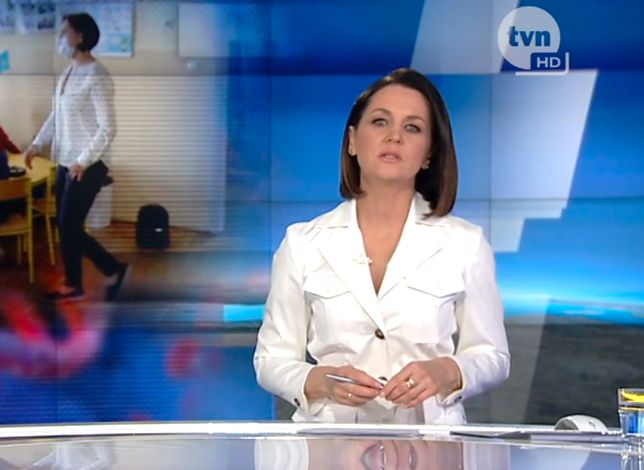 """Diana Rudnik wróciła do prowadzenia """"Faktów"""" 26 kwietnia"""