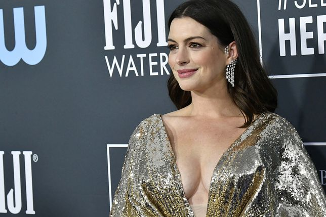 Anne Hathaway wcieliła się w wiedźmę w najnowszym filmie Roberta Zemeckisa