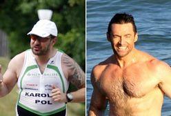 Polscy aktorzy kontra hollywoodzcy herosi. Kto wygląda lepiej?