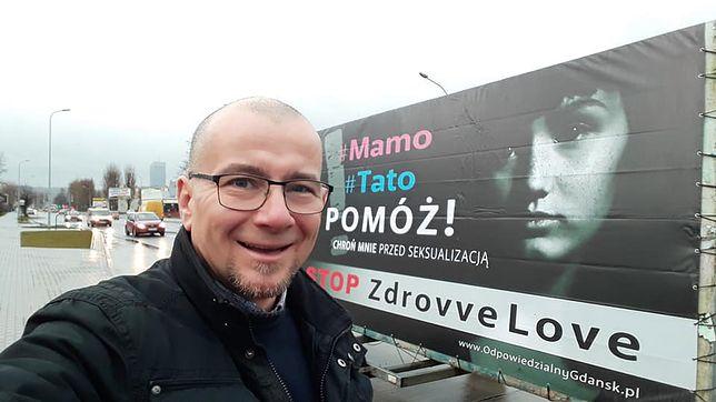 Marek Skiba i jego antyreklama programu Zdrovve Love