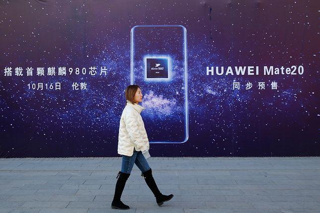 Ekspansja Huawei to element chińskiej strategii