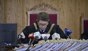 Sędzia Wojciech Łączewski wniósł o rozwiązanie stosunku służbowego z dniem 15 listopada