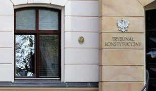 TK wstrzymuje stosowanie uchwały Sądu Najwyższego