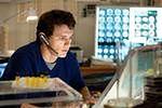 Jamesa Franco i Rachel McAdams w ''Every Thing Will Be Fine''