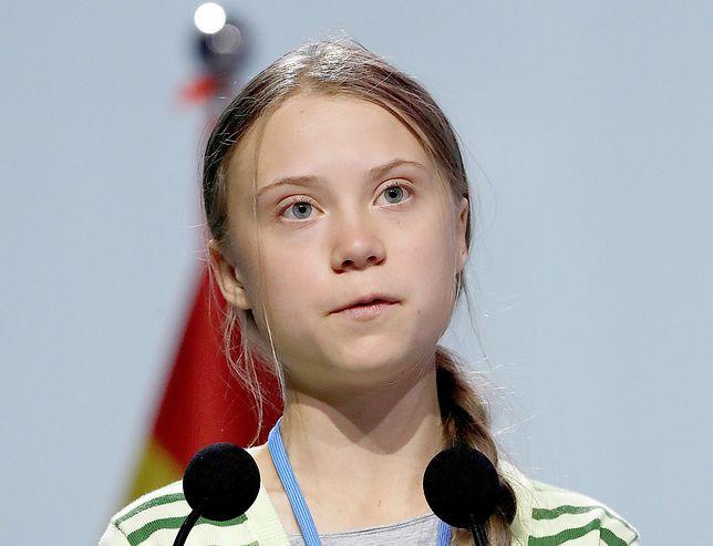 """""""Time"""" uhonorował Gretę Thunberg"""