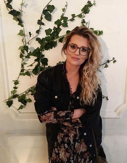 Zofia Zborowska na premierę kolekcji znanej sieciówki założyła sukienkę mamy.