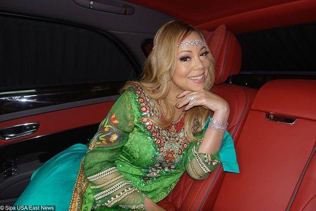 Mariah Carey jest w świetnej formie