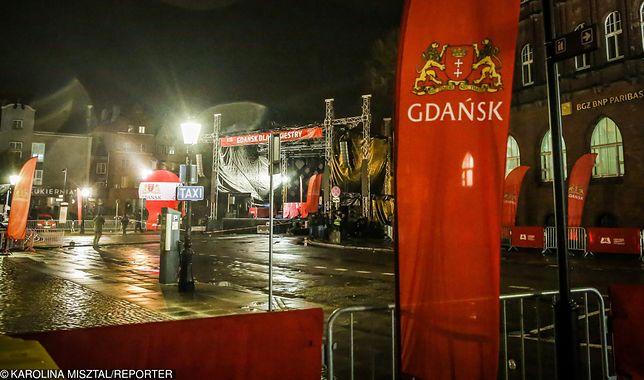 Do ataku na prezydenta Gdańska doszło na finale WOŚP.