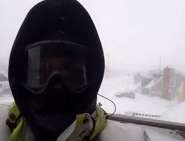 Zima w USA