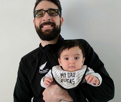 Jego kuzyn zginął w Nowej Zelandii. On wychowa dzieci na polskich muzułmanów