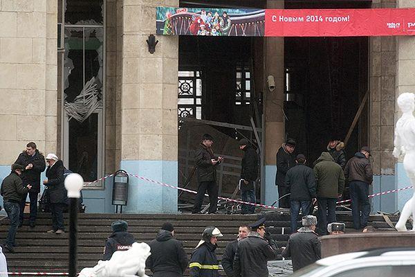 Zamach samobójczy na dworcu w Wołgogradzie - szesnaście ofiar śmiertelnych