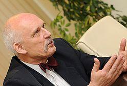 Janusz Korwin-Mikke nie jest już prezesem Kongresu Nowej Prawicy