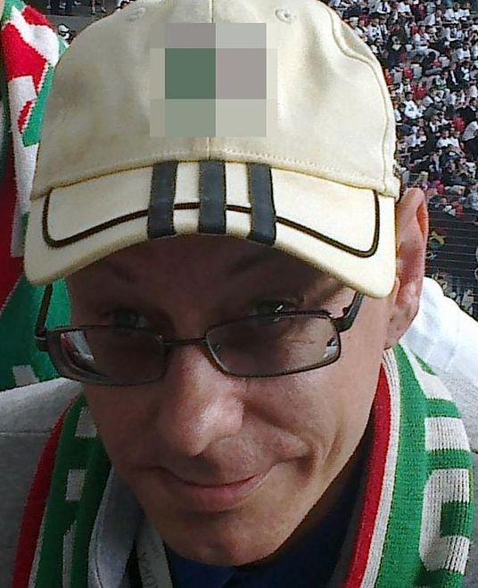 Zaginął Dariusz Gałązkiewicz
