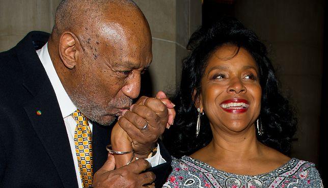 Bill Cosby i Phylicia Rashad przez lata tworzyli na ekranie zgodne małżeństwo. Przyjaźnili się także prywatnie