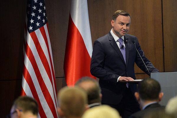 Andrzej Duda spotkał się sekretarzem generalnym ONZ Ban Ki Munem
