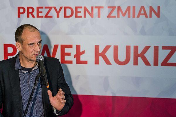 Paweł Kukiz: JOW to granat, który ma rozwalić partiokrację