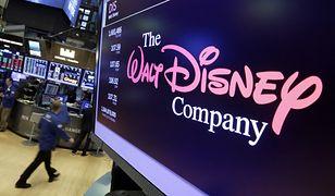 Logo firmy Walt Disney