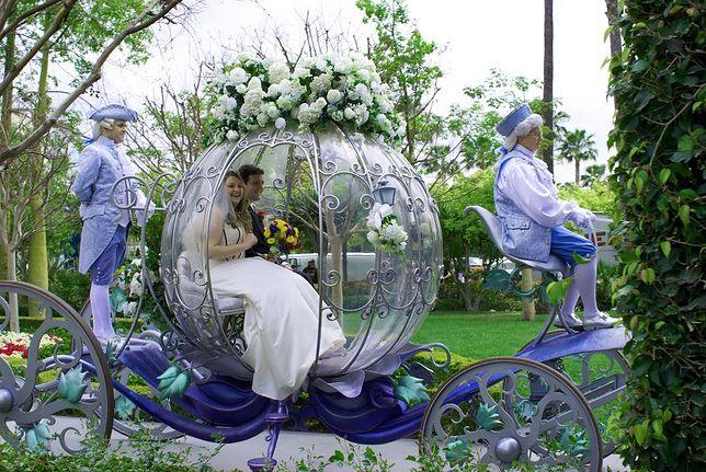Floryda - nocne ceremonie ślubne hitem Disney World