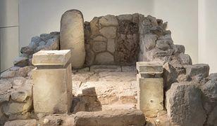 Jednym z przykładów miejsc na świecie, gdzie suszone liście konopi były używane w czasie obrzędów, jest Izrael (fot. Muzeum Izraela)