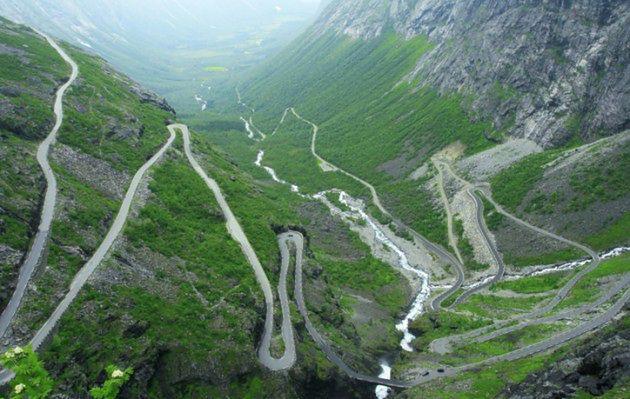 Najbardziej ekstremalne drogi
