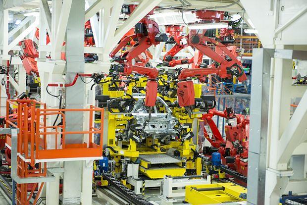 Zobacz fabrykę Fiata w Google Street View