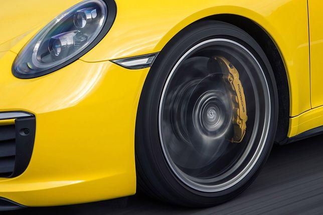 5. Hamulce ceramiczne w Porsche- 47 255 zł
