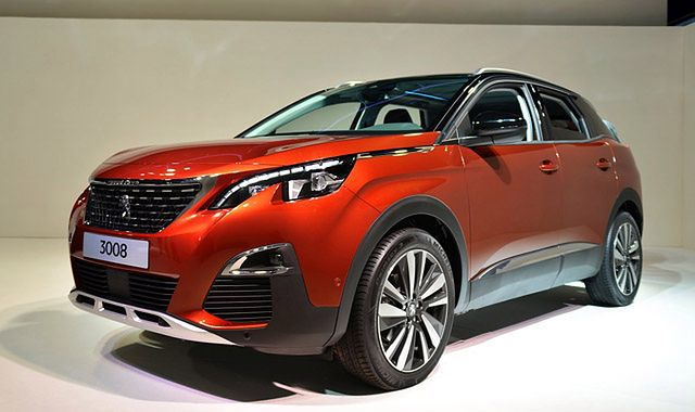 Peugeot 3008: nowa definicja crossovera