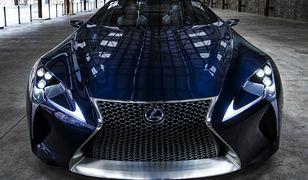 Następca Lexusa LFA będzie miał 1000 koni mechanicznych?