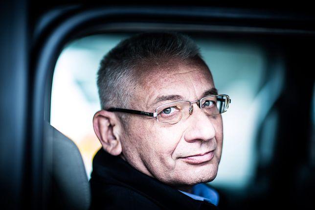 Ludwik Dorn, kiedyś bliski współpracownik Jarosława Kaczyńskiego