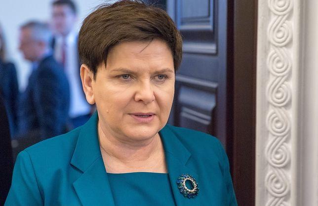 Beata Szydło wybiera się do Brukseli