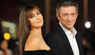 Monica Belluci rozstała się z Vincentem Casselem