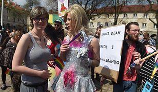 W Łodzi przeszedł marsz równości