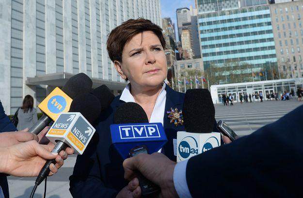 Beata Szydło: każdy z ministrów będzie oceniany. Ja również