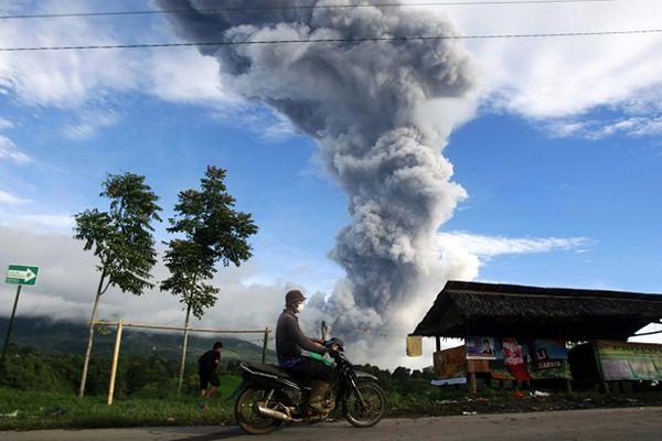 Wulkan Sinabung