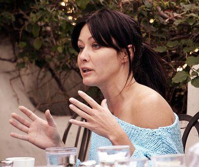 Shannen Doherty w 2005 roku