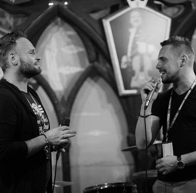 """""""The Voice of Poland"""": Daniel Rychter i Sebastian Wojtczak: w duszy gra nam wszystko i bardzo głośno"""