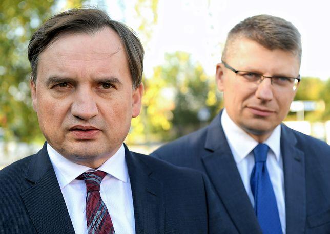 Marcin Warchoł: Toga nie jest własnością sędziego, sędziowie używali cudzej rzeczy