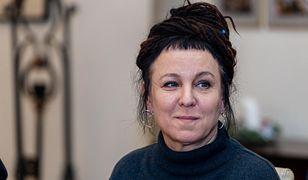 28. finał WOŚP. Olga Tokarczuk przekazała wyjątkowy przedmiot