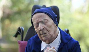 Najstarsza Europejka kończy 117 lat. Właśnie przeszła COVID