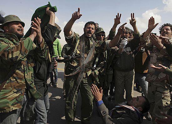 Rząd libijski odrzuca warunki zawieszenia broni