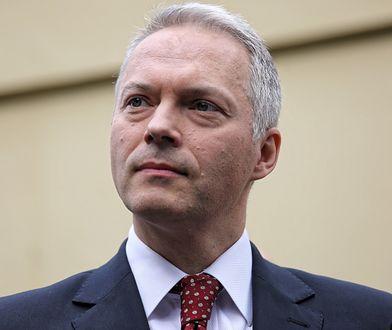 Poseł PiS Jacek Żalek użył w dyskusji zaskakującego argumentu