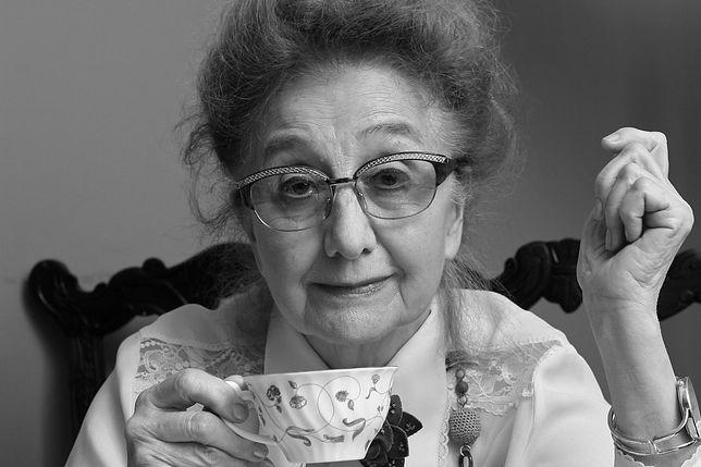 Aleftyna Gościmska była aktorką teatralną, telewizyjną i filmową